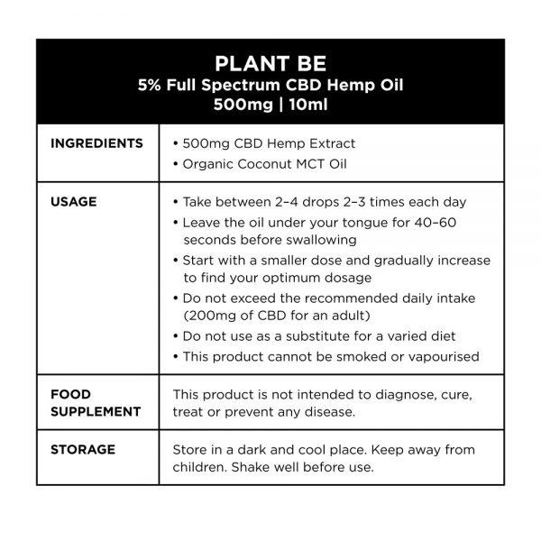plant-be-product-info-5-cbd-oil-500mg-full-spectrum